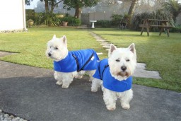 Double Polar Fleece Coat